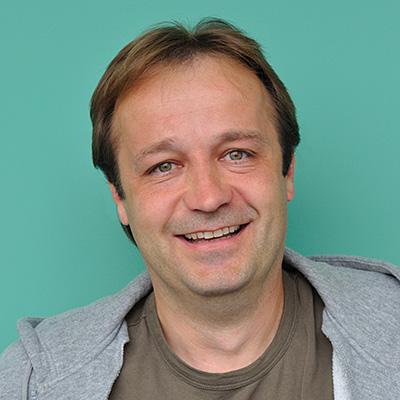 CMS Team, Bernd Steigerwald