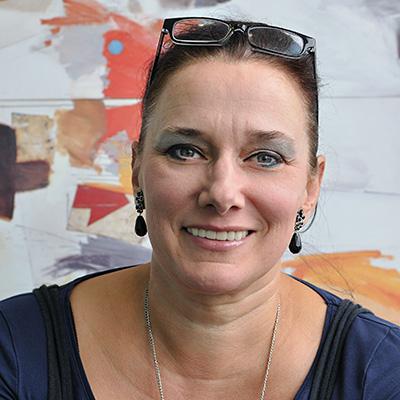 CMS Team, Friederike Sauerbrey