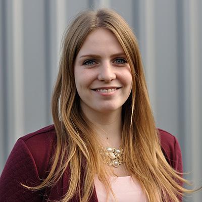 CMS Team, Vanessa Fischer