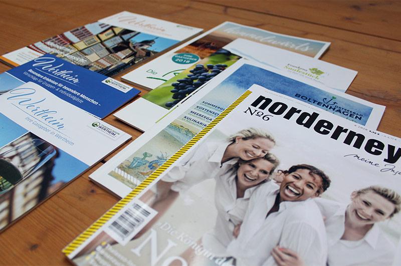 Reisejournale - CMS Cross Media Solutions
