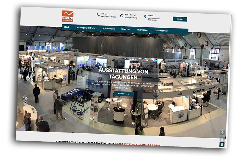 Webdesign - CMS Cross Media Solutions